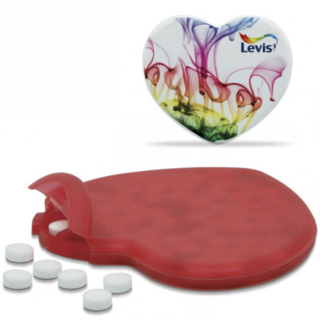 Mintcard Heart-Shaped