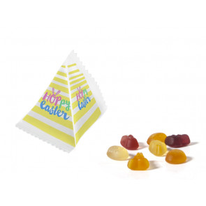 Triangle Easter Sachet