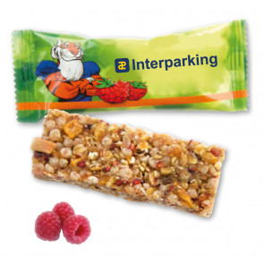 Cereal Raspberry Bar 30 G