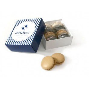 8 Macarons in Giftbox