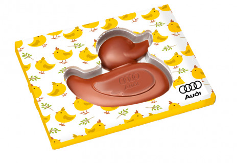 Easter Duck Box