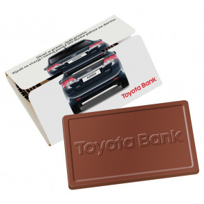 Logo Chocolate Logo Box
