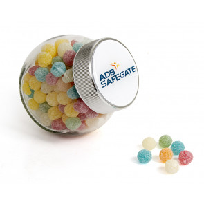 Glass Jar Sweet Pearls