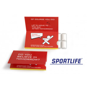 Chewing Gum 12 SPORTLIFE